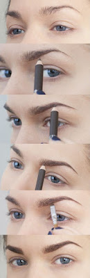 Cara Membuat Alis Wajah yang Cepat dan Cantik
