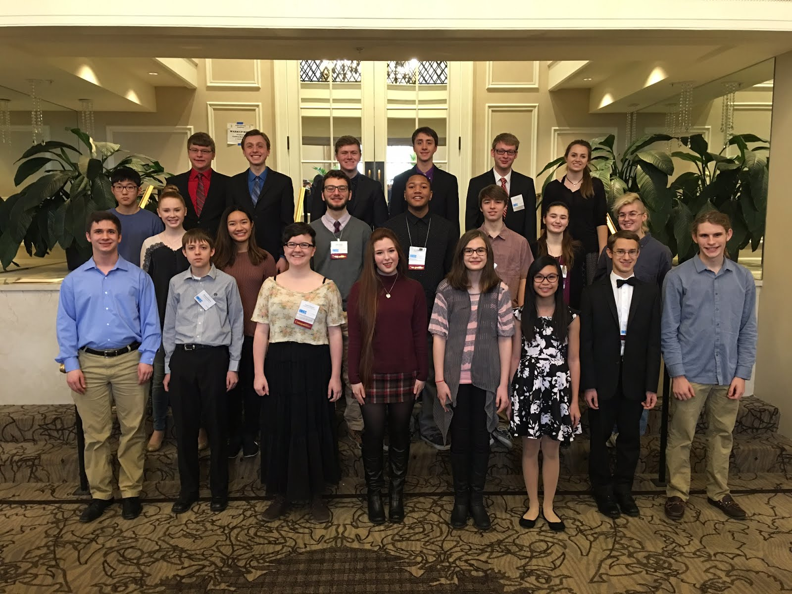 Downers Grove North Fine Arts: ILMEA All State Composition Awards