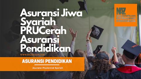 Prucerah ( Asuransi Pendidikan Prudential, Asuransi Tradisional Syariah )