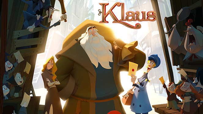 Klaus (2019) Web-DL 720p Latino-Ingles