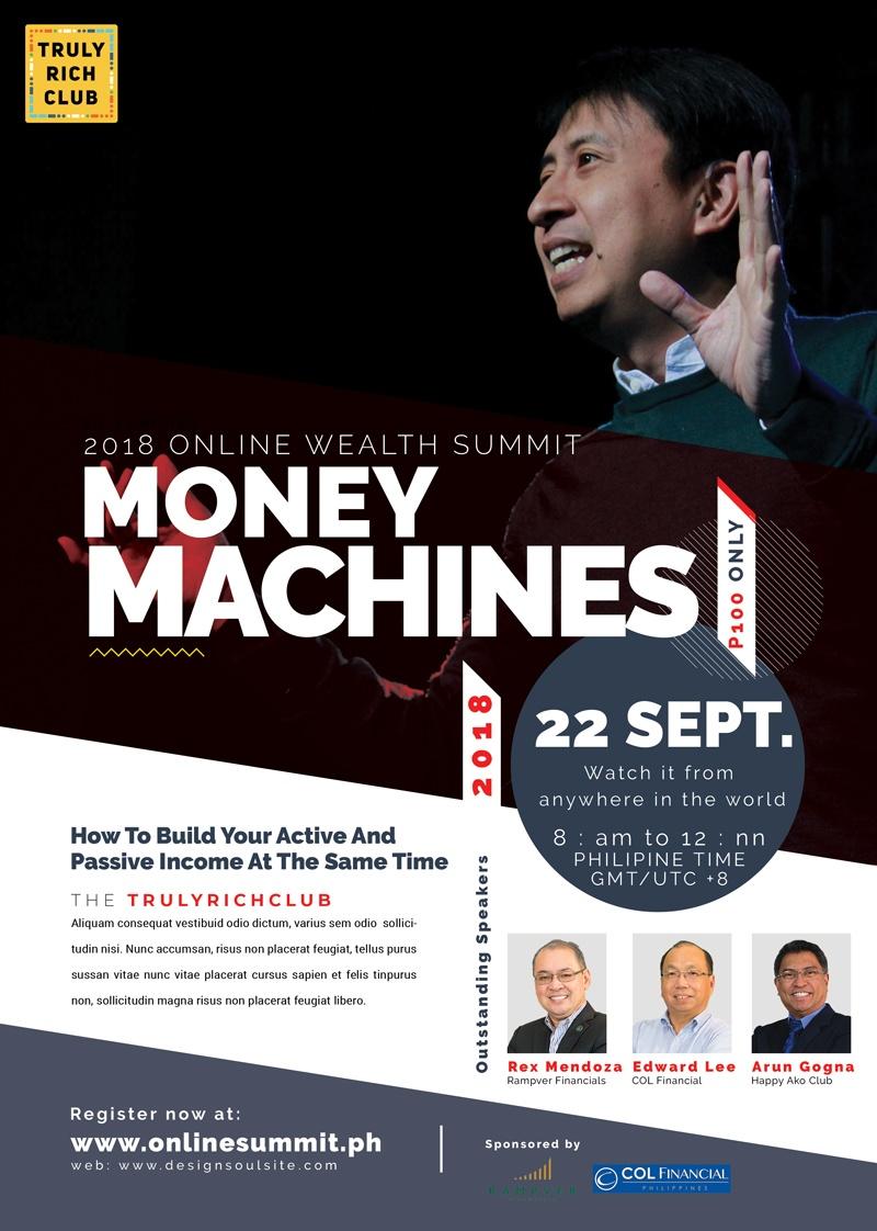 TrulyRichClub Online Wealth Summit