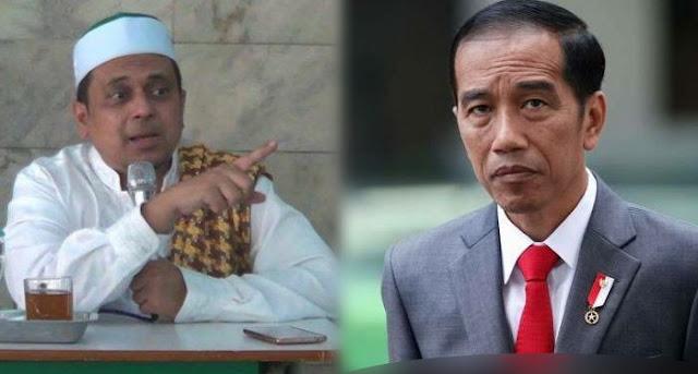 Jokowi Minta Polisi Tindak yang Menghalangi Ibadah Natal, Babe Haikal: Ampun Dah!