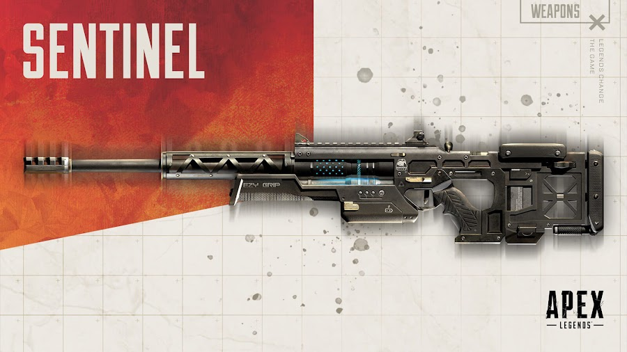 apex legends season 4 assimilation sentinel bolt action sniper rifle respawn entertainment electronic arts revenant pc ps4 xb1