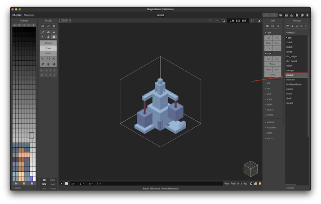 How to Increase the MagicaVoxel Size Limit