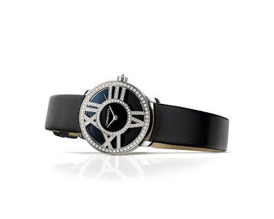 Tiffany & Co.presenta la nueva línea de relojes ATLAS®.