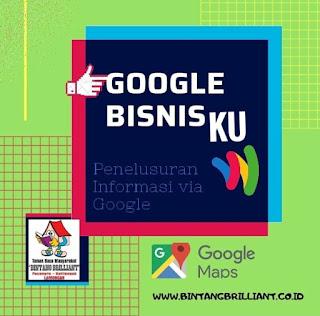 TBM Bintang Brilliant Dalam Google Bisnisku