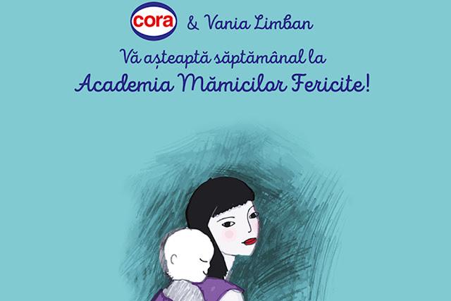 Academia Mamicilor Fericite - locul in care invatam si ne simtim bine impreuna