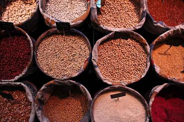 4 أطعمة نباتية غنية بالسعرات الحرارية لزيادة الوزن والعضلات