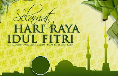 Pantun Lebaran Ucapan Selamat Hari Raya Idul Fitri 2020 / 1441 Hijiriah