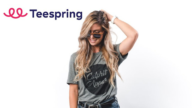 Teespring Masterclass-Beginner To Advanced A-Z Training