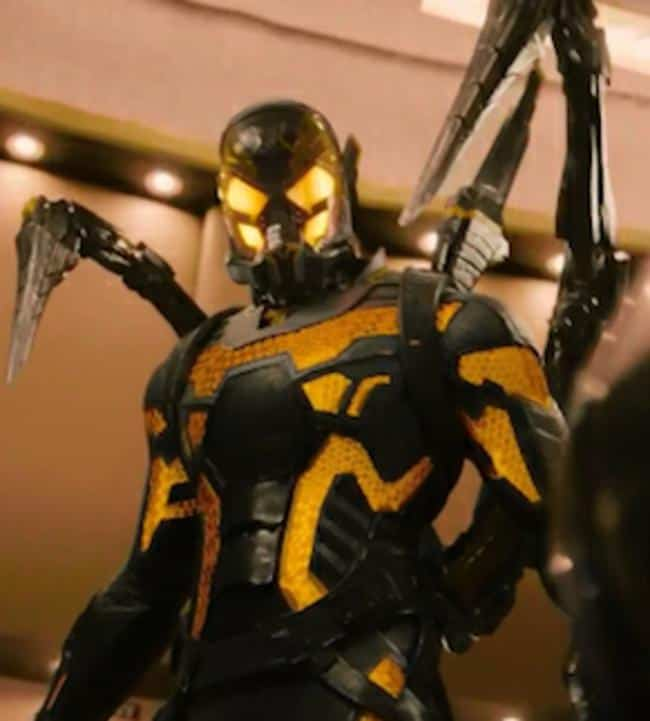 Picture of Yellowjacket Marvel-Darren Cross Marvel-superman, Yellowjacket Marvel pic, yellow jacket pictures, yellow jacket pictures facts