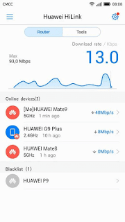 APK is a companion app nosotros tin give the sack install on our Android device to cause create our Huawei devices Foneboy Huawei HiLink (Mobile WiFi) APK Android Application Download - Manage Your Huawei Devices inwards One App