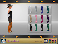 Madlen Fernanda Shoes Recolor + Halloween Colors