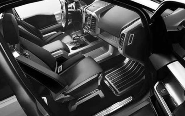 2017 Ford Bronco Interior Svt Coming Soon Icars Reviews