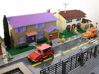 Springfield city - Simpsons