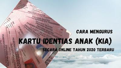 kartu tanda anak online