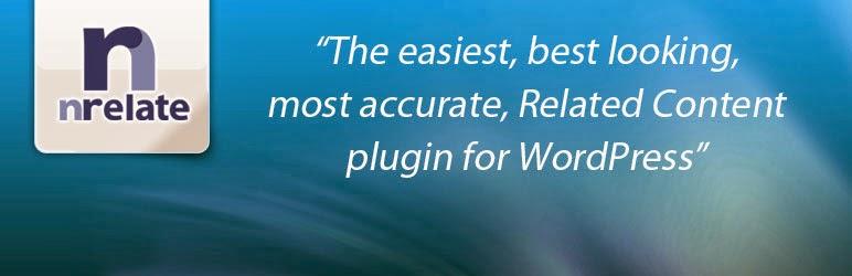 nRelate Related Posts for Blogger & WordPress