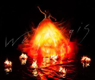 Aimer 6th album, Walpurgis details CD DVD Blu-ray tracklist info album arti tie up anime drama musical theme song