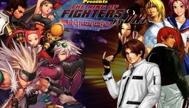 Play The King of Fighters vs DNF Game Online