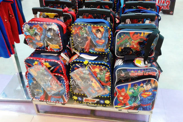 Marvel, Trolley bag, School bag