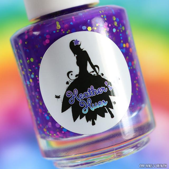 Heather's Hues-Rainbow 'Pourn