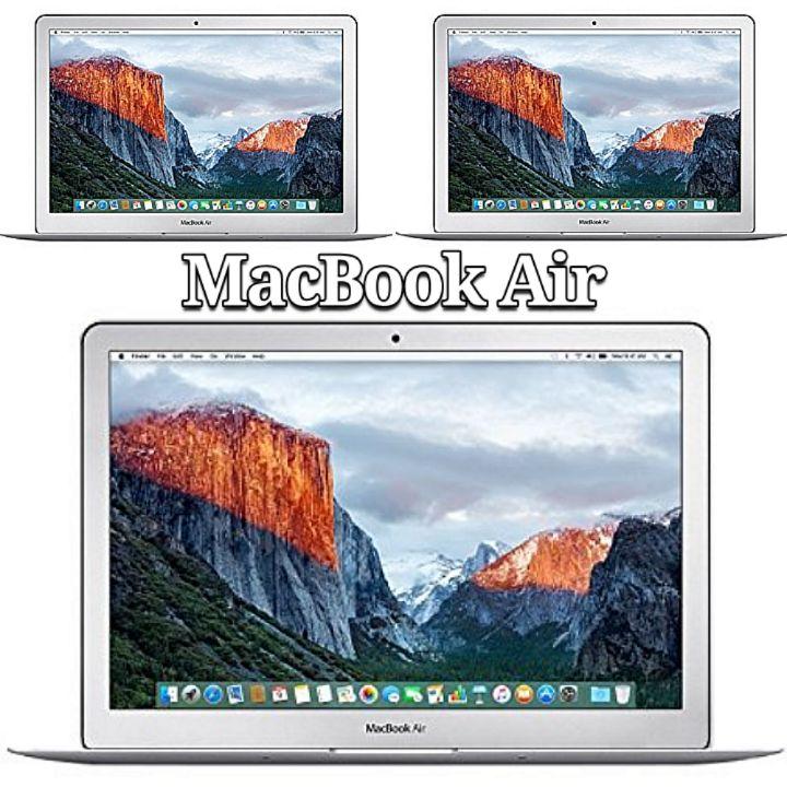 Laptops: 13.3-Inch MacBook Air - Widescreen Apple Notebook with 128Gigabyte ROM, 8GB RAM..