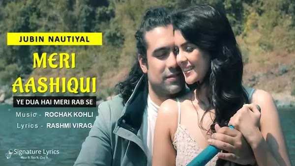 Ye Dua Hai Meri Rab Se Lyrics - JUBIN NAUTIYAL   Meri Aashiqui