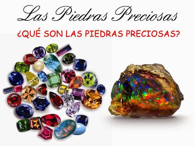 ¿Que son las piedras preciosas?