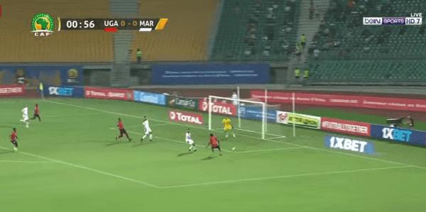 مشاهده مباراة المغرب واوغندا بث مباشر اليوم 26-01-2021 في بطولة أفريقيا