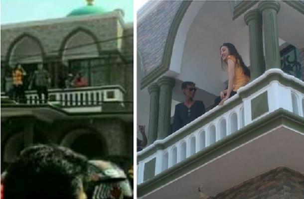 Film Anak Jalanan syuting di Masjid