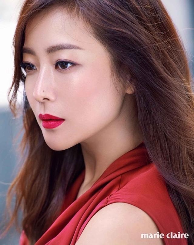 Kim Hee Sun, Kim Hee Sun Marie Claire, Kim Hee Sun 2017
