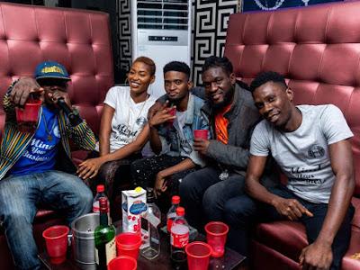 """Mind Your Business"" Crooner, Maureen Holds A Listening Party | @iammaureen_owou @suniblackwall"