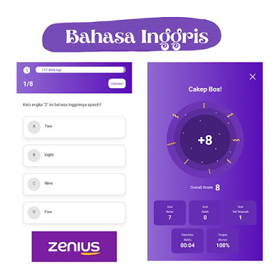 download Zenius untuk mencoba fitur ZenCore