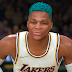 NBA 2K22 Russell Westbrook Cyberface, Hair update and Body Model (Current look) by 2kspecialist