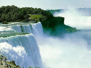Awesome Waterfalls Nature 3D HD Wallpapers at freewallpaper01