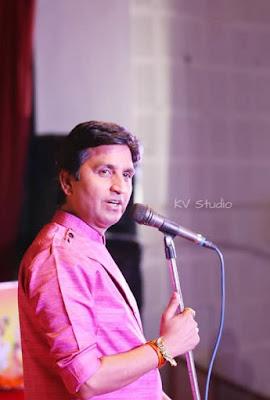 Hindi Poet Kumar Vishwas