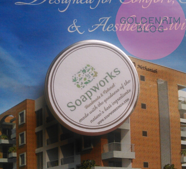 SoapWorks India Luscious Lip Scrub - Juicy Strawberry Review