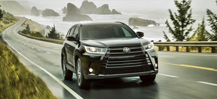 2019 Toyota Highlander Price and Redesign