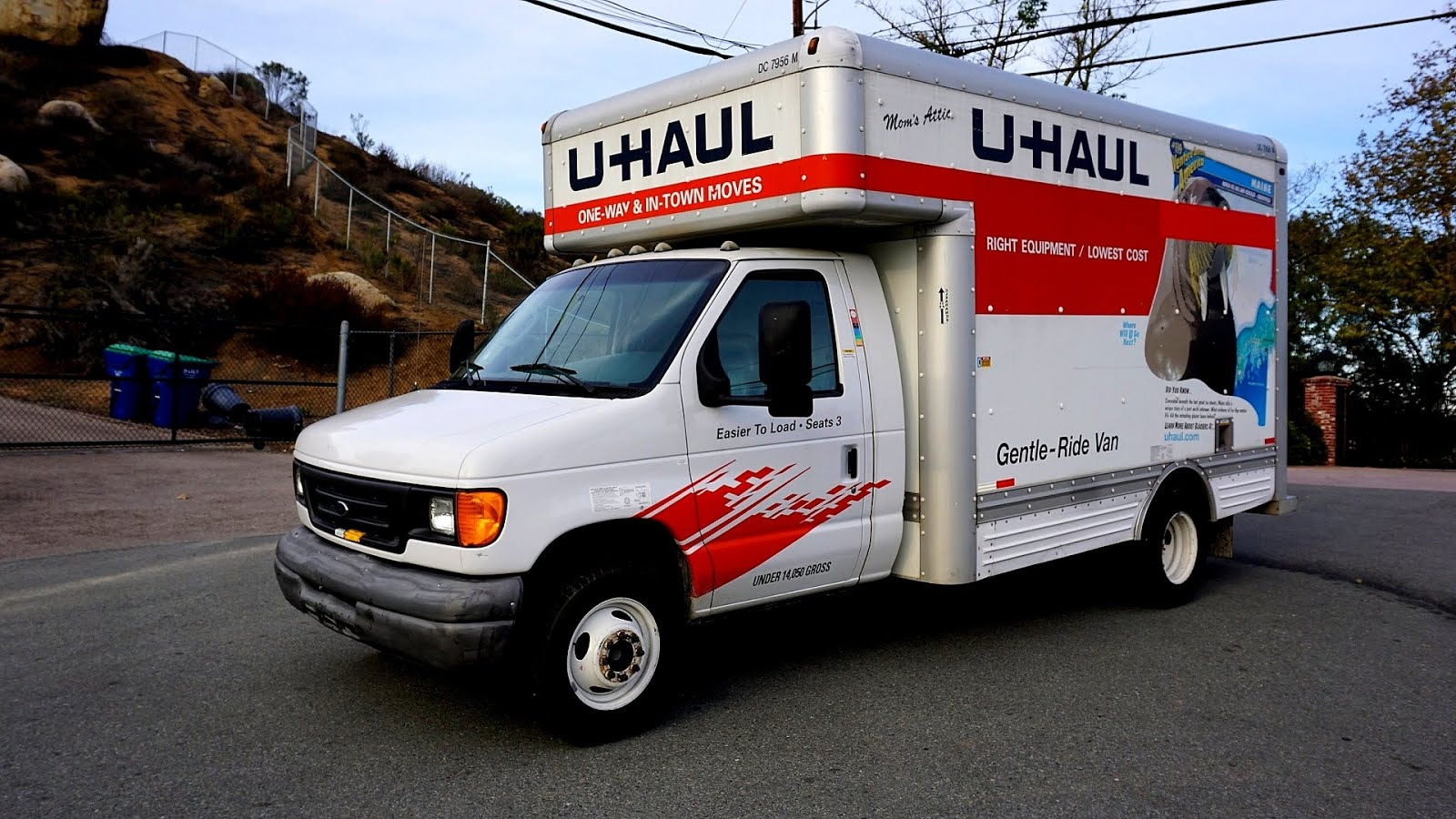 U Haul Moving Truck Prices - Truck Choices