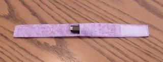 Singer 403 and Fitbit Bracelet