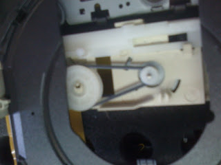 HOW TO REPLACE TIMING BELT OF CD/DVD ROM DRIVE