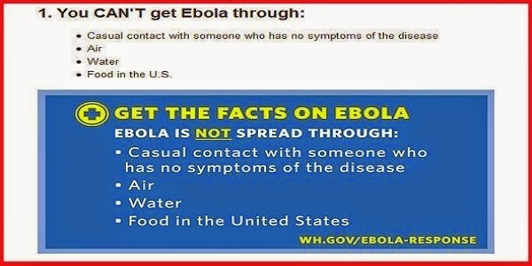 Ebola Disease Awareness for Travellers