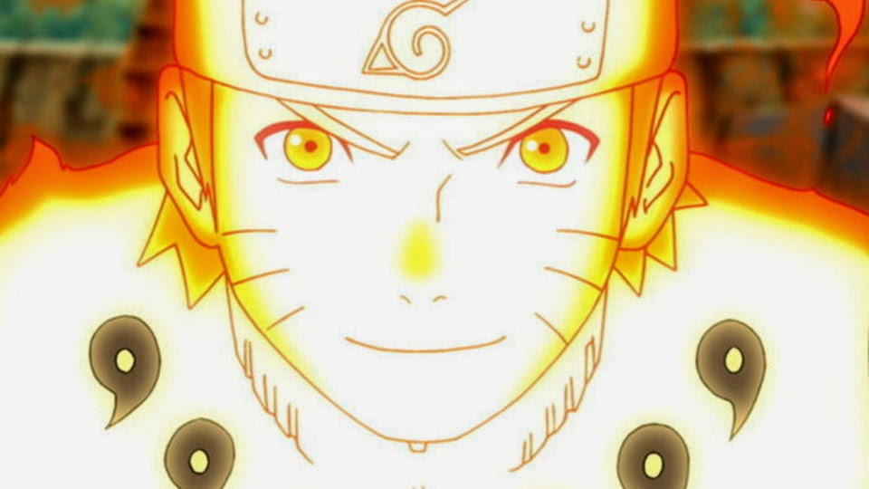 Naruto Modo Bijuu