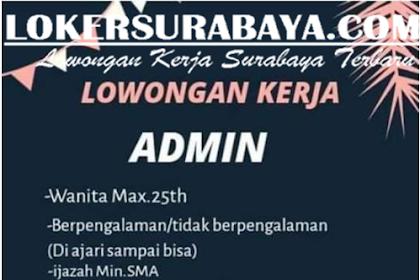 Info Loker Surabaya Terbaru di CV. Mega Wijaya Mei 2019