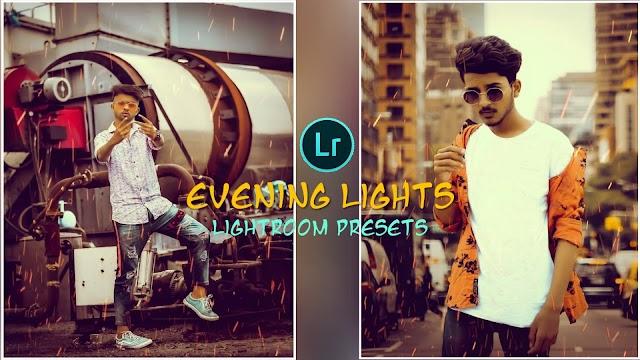 Evening Lights Lightroom Presets