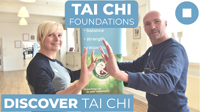 Tai Chi Foundations by Discover Tai Chi