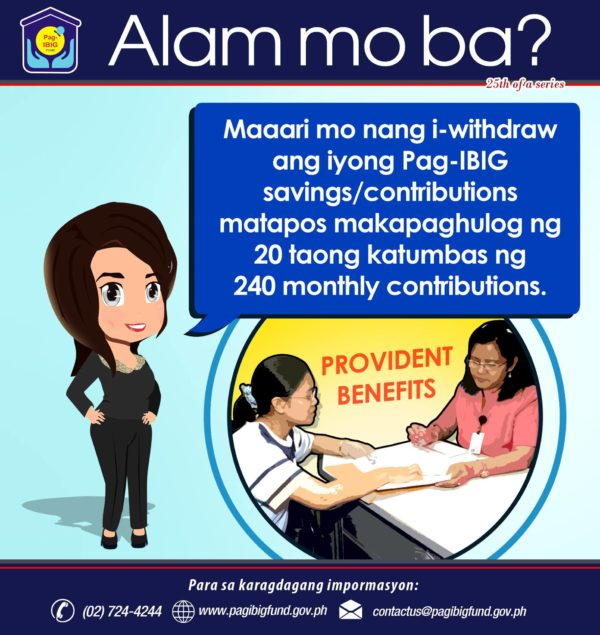 Guide On How To Claim Your Pag-IBIG Contributions.
