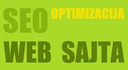 SEO Optimizacija i Izrada Web Sajta i Internet Prodavnice