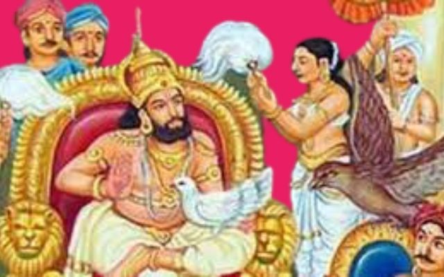 Best short moral story in hindi,king shibu story,hindi story