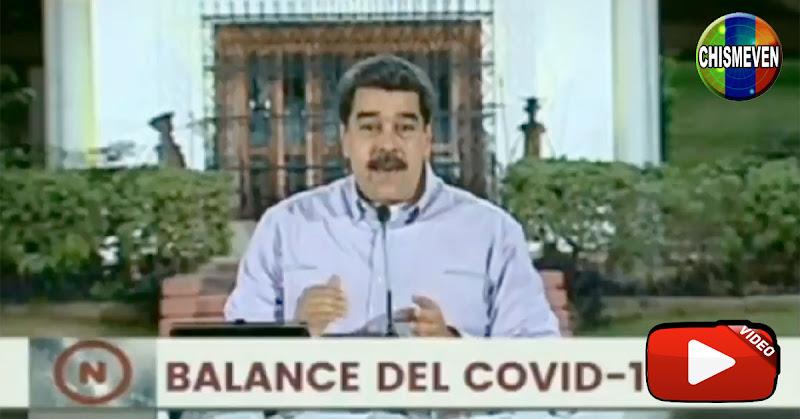 ENFERMO MENTAL   Maduro asegura que escuchó a Juan Guaidó dentro de su baño